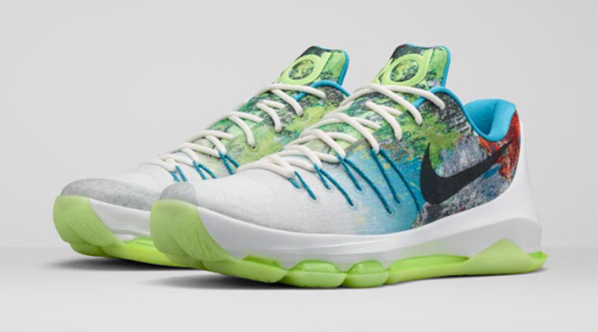 f6563bf3f257 Here s a Detailed Look at the  N7  Nike KD 8s