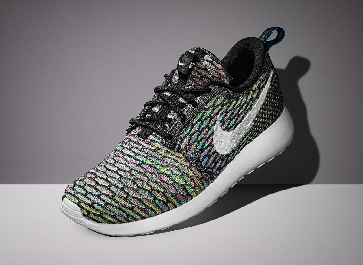 innovative design 0b355 32442 Nike Womens Flyknit Roshe Run