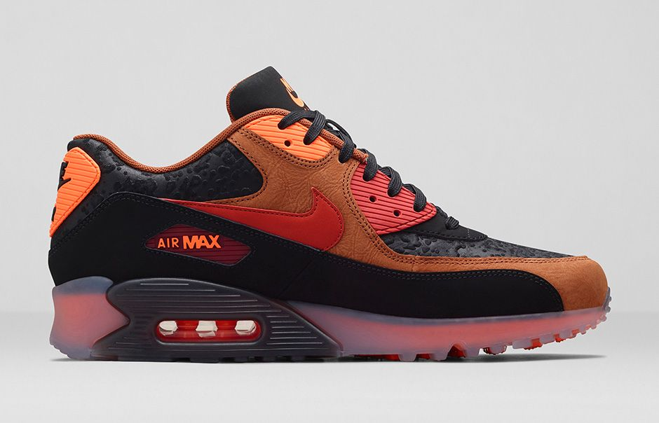 brand new 8c6a9 fcde4 Do the Monster Max in these Halloween Nikes | Sole Collector
