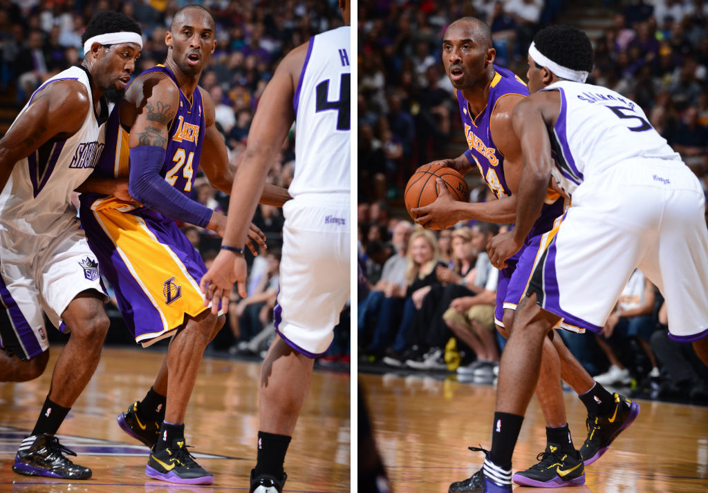 Kobe Bryant Passes Wilt Chamberlain On All-Time Scoring List In Nike Kobe 8 System (3)