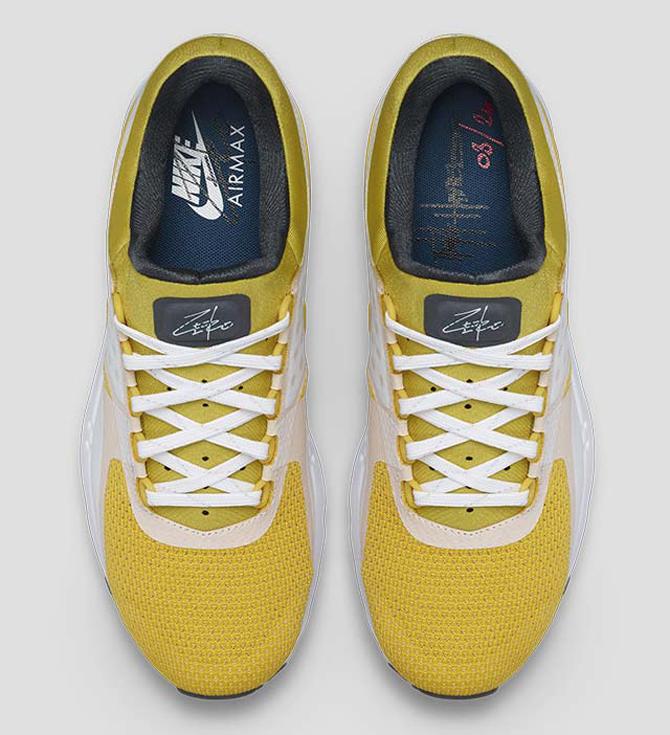 2016 Nike Air Max Yellow