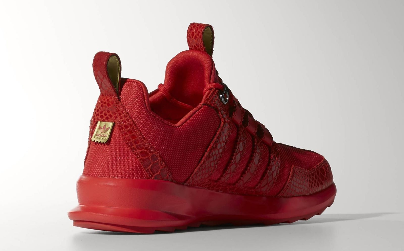 finest selection b8b94 849ca Adidas SL Loop Tr Red Reptile