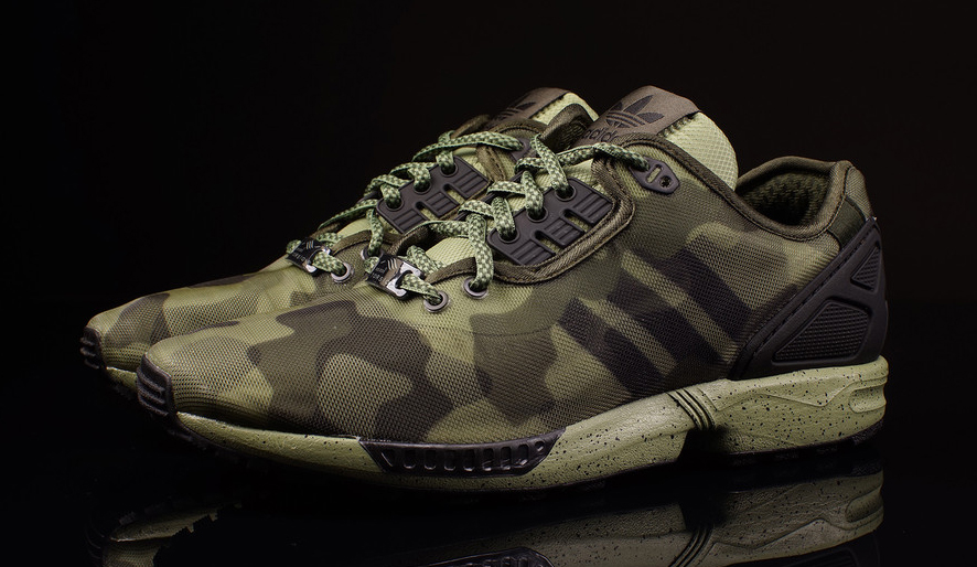 buy online 4763b e2535 Don't Forget About the Other adidas ZX Flux Silhouette ...