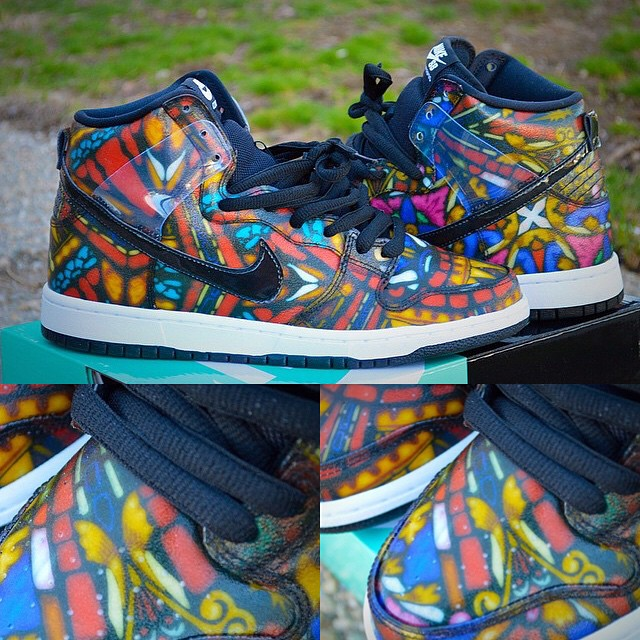 Nike SB Dunk High Concepts