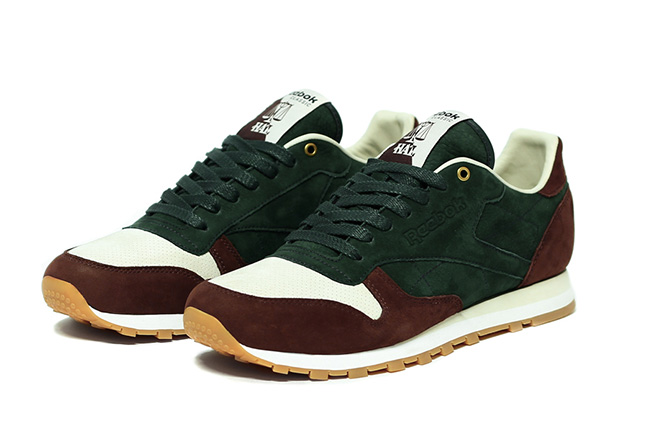 adbf48a1565 The HAL x Reebok Classic Leather will release in-store at both HAL  locations on Saturday