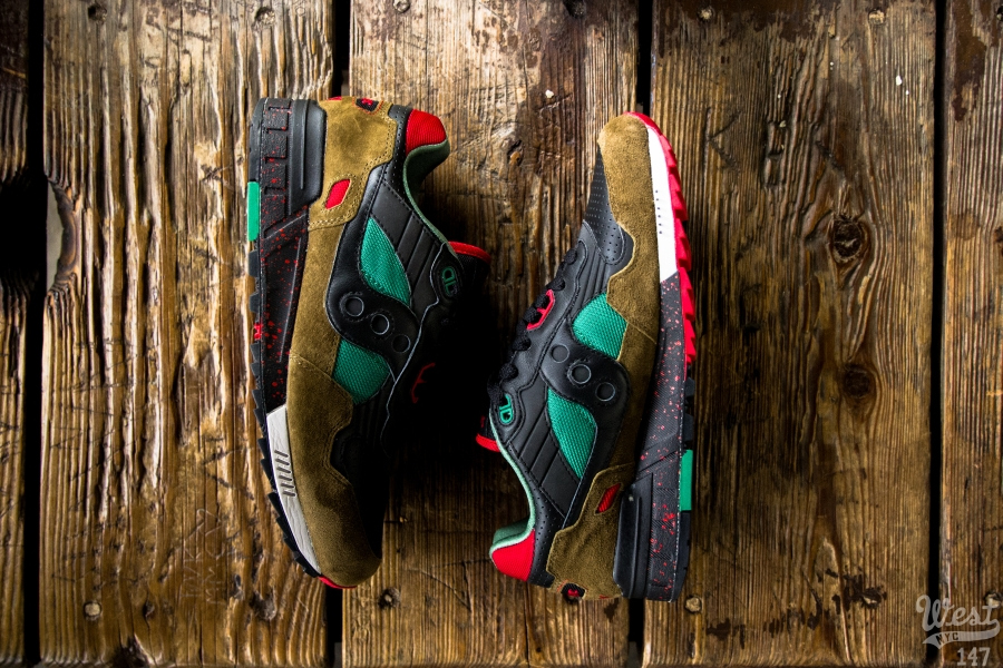 West NYC x Saucony Shadow 5000 Cabin Fever