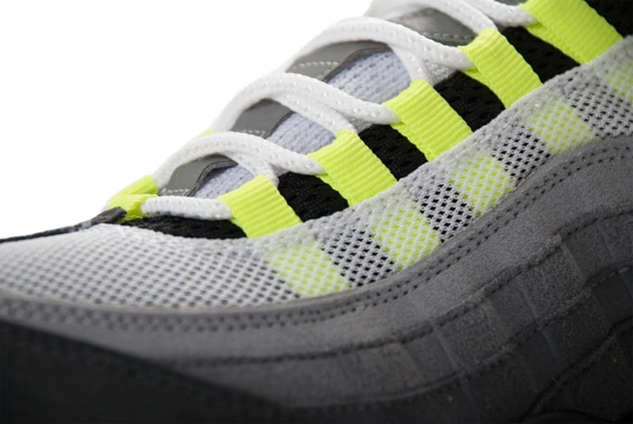 fc0529ed97 Nike Air Max 95 OG - White/Neon Yellow-Black-Anthracite | Sole Collector