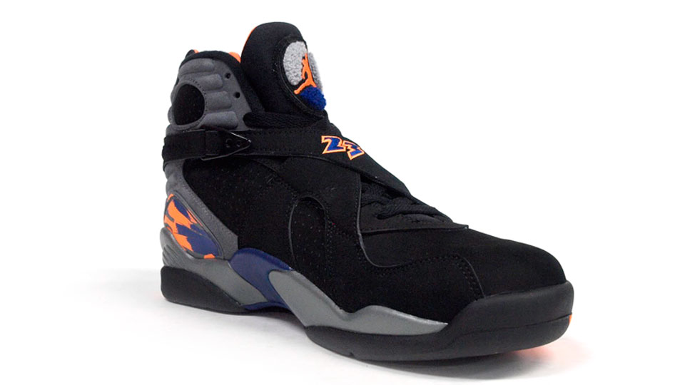 sale retailer 99475 280c5 05 18 13 Air Jordan Retro 8 305381-043 Black Bright Citrus-Cool Grey-Deep  Royal Blue  160.00