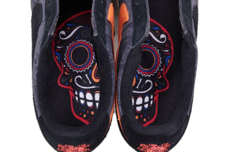 Nike Celebrates the Day of the Dead via the Cortez  cbde86edb