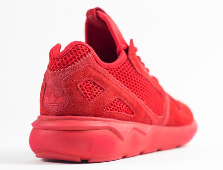 Adidas Tubular Runner Red October