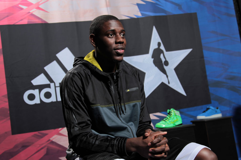 adidas Basketball Athletes Celebrate NBA All-Star // Jrue Holiday (1)