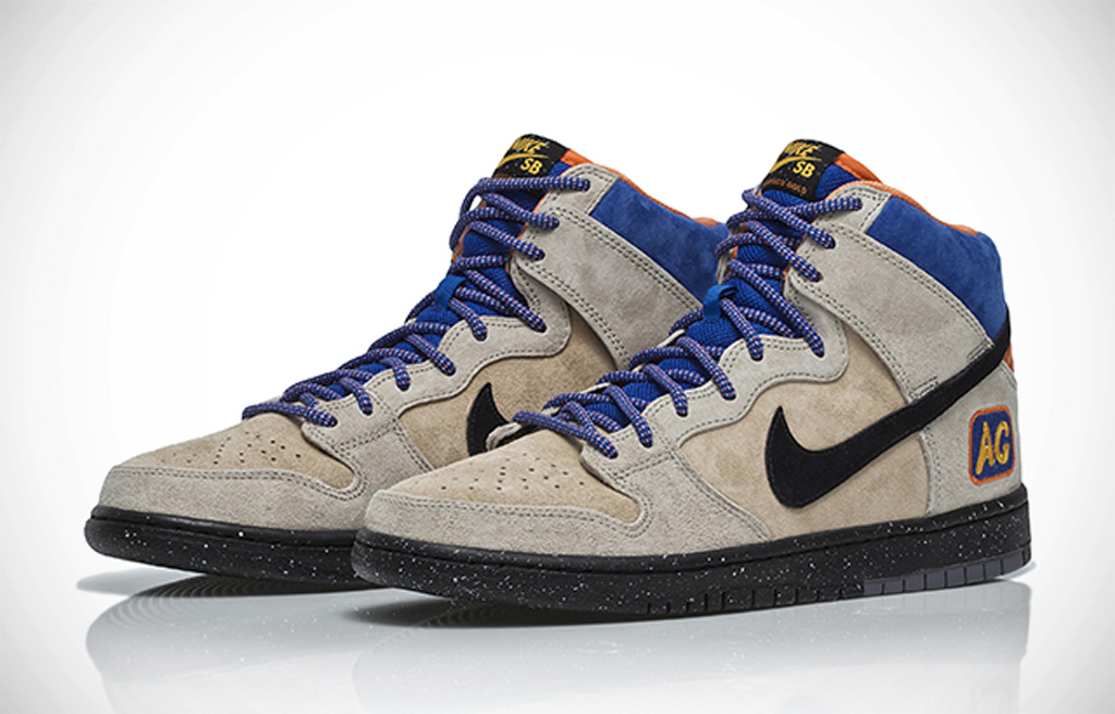 on sale 324df f05fe An Official Look at the Acapulco Gold x Nike SB Dunk High Premium