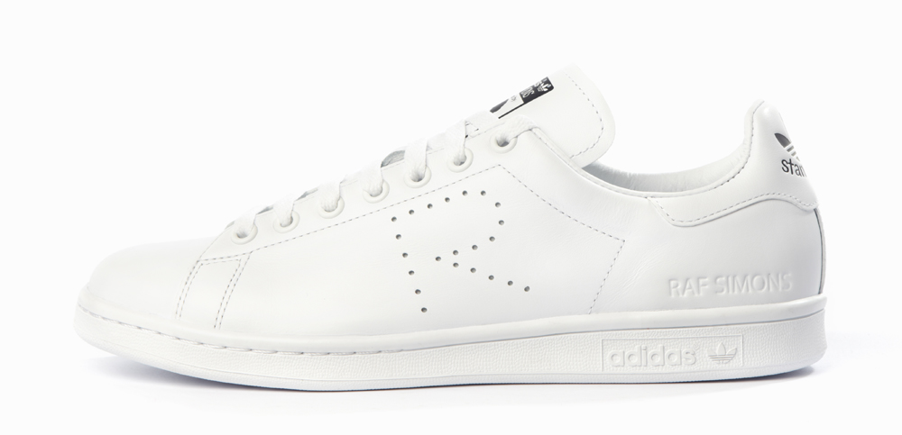 best cheap 6b93a bd121 Beat Up Raf Simons x adidas Stan Smiths Cost $455 | Sole ...
