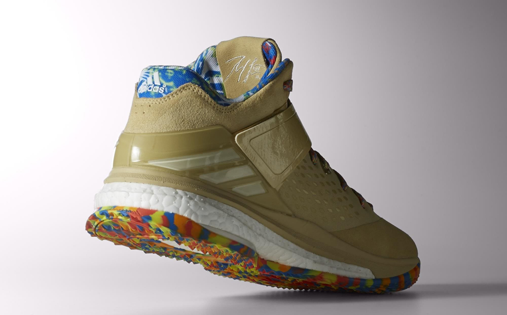 superior quality 6db3c d5b58 This adidas RG3 Energy Boost trainer is available now straight from adidas.