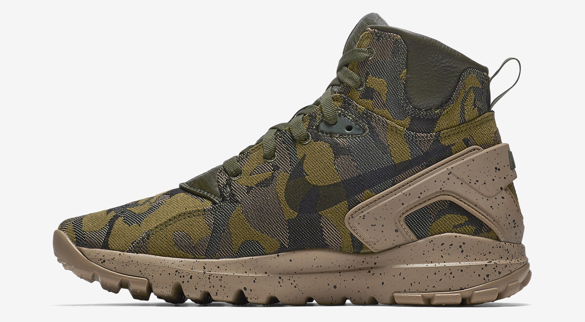 save off 469ee 7e814 Nike Koth Ultra Mid JCRD Color: Desert Camo/Militia Green-Carbon Green  Style #: 806972-233