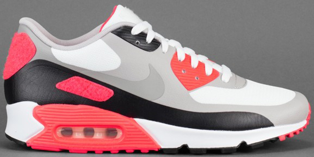 Nike Air Max '90 V SP White/Cool Grey-Infrared