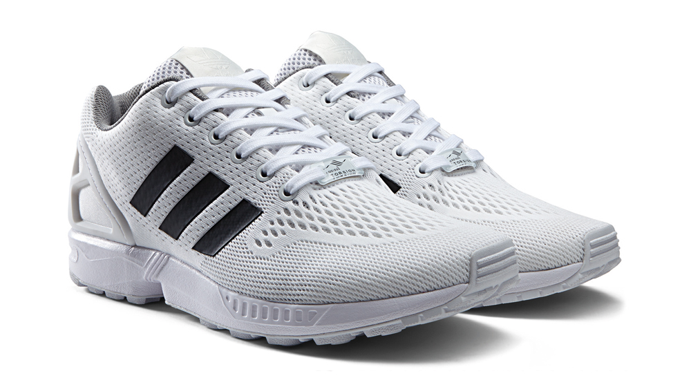 5fd38e090deb7 adidas ZX Flux Gets a Material Makeover