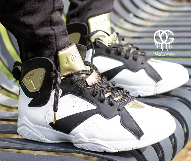 air jordan 7 champagne sale