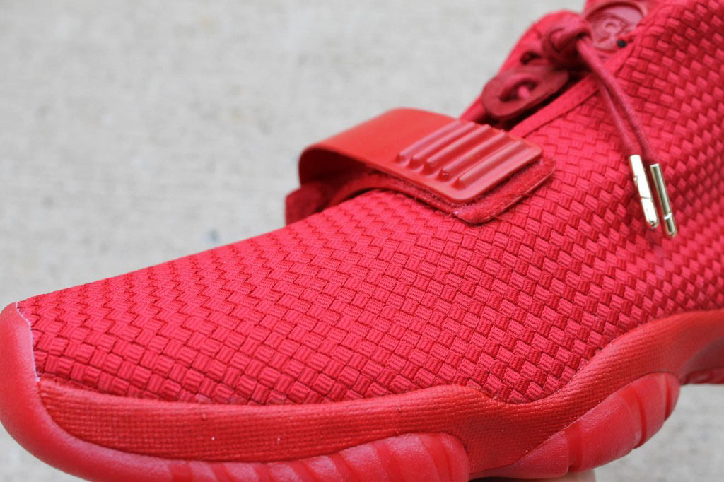 Air Jordan Future x Nike Air Yeezy 2 'Red October' by Aristat26 (4)