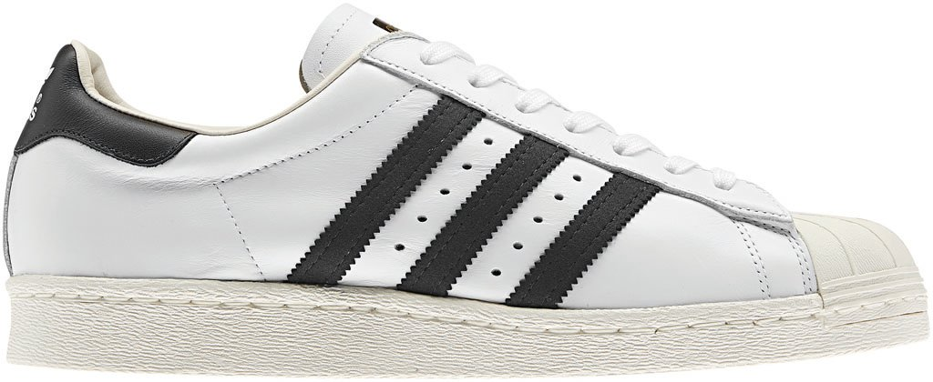 adidas Originals Superstar 80s - Spring/Summer 2014 - White/Black (2)