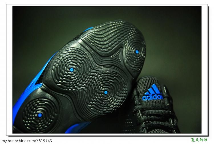 adidas Return of the Mac - Black/Royal