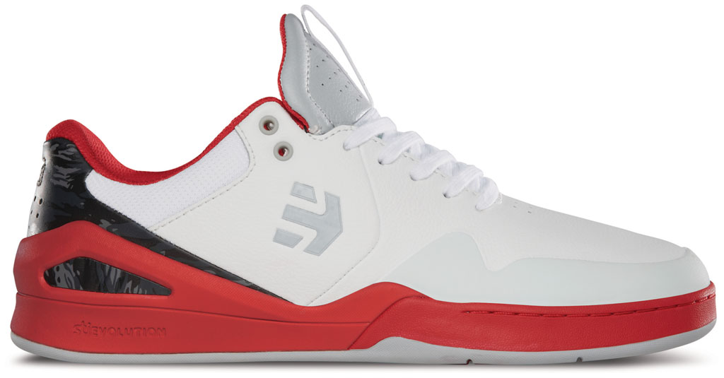 etnies Marana E-Elite White/Red