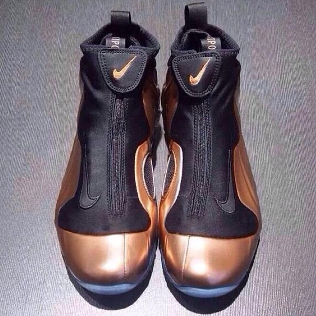 online store 92d02 37088 Release Date Nike Air Flightposite 2014 Copper