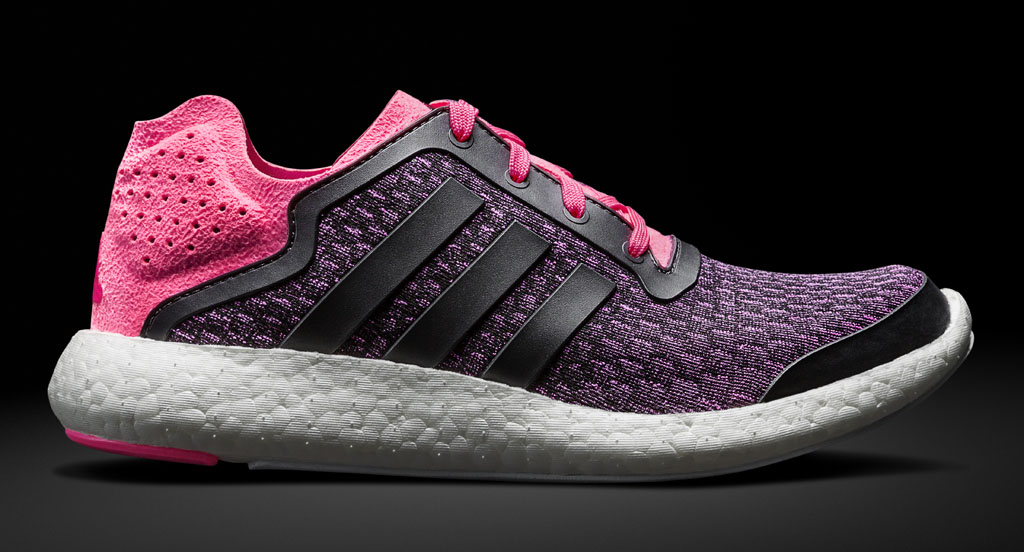 adidas Pure Boost Reveal Pink (2)
