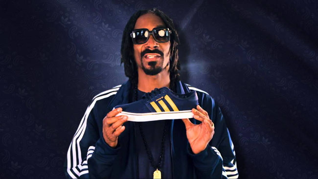 The 10 Best Partnerships Between Rappers and Sneaker Companies - Snoop Dogg x adidas