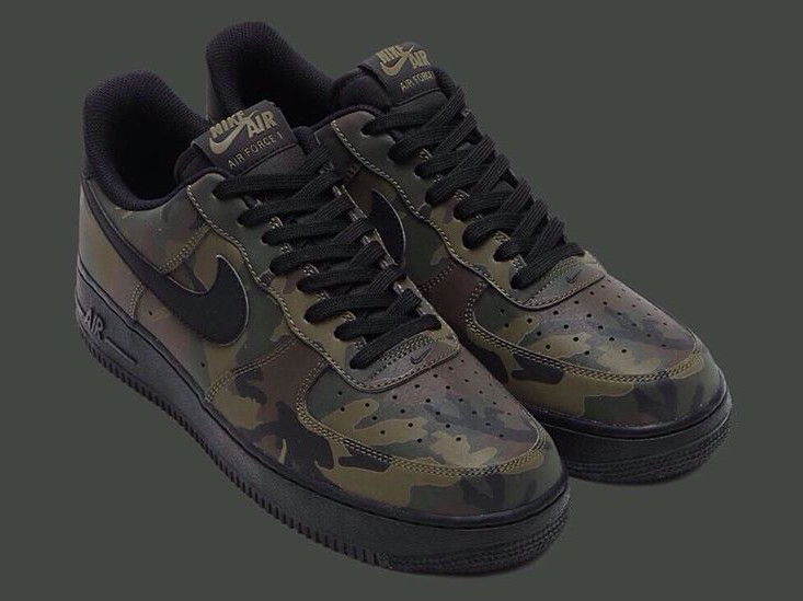 22edbb1c47ed7 Nike Air Force 1 Low Camo LV8 | Sole Collector