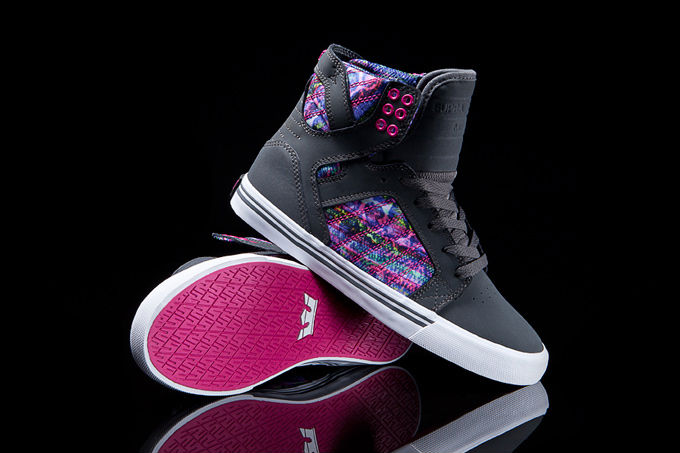 Maurizio Molin x SUPRA Footwear Women's Collection Skytop