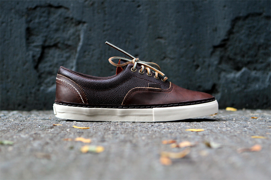 b394060e88 Vans Vault Era LX - Horween Leather - Now Available