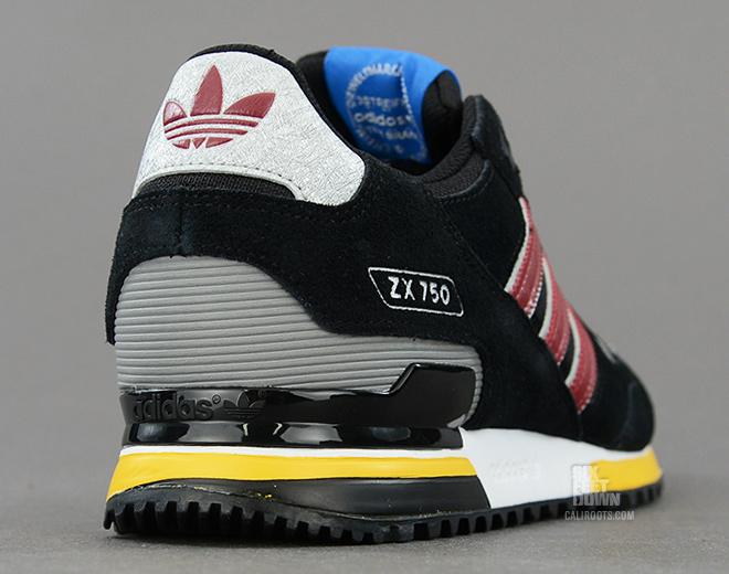 adidas zx750 black