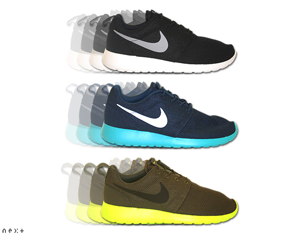 roshe run color