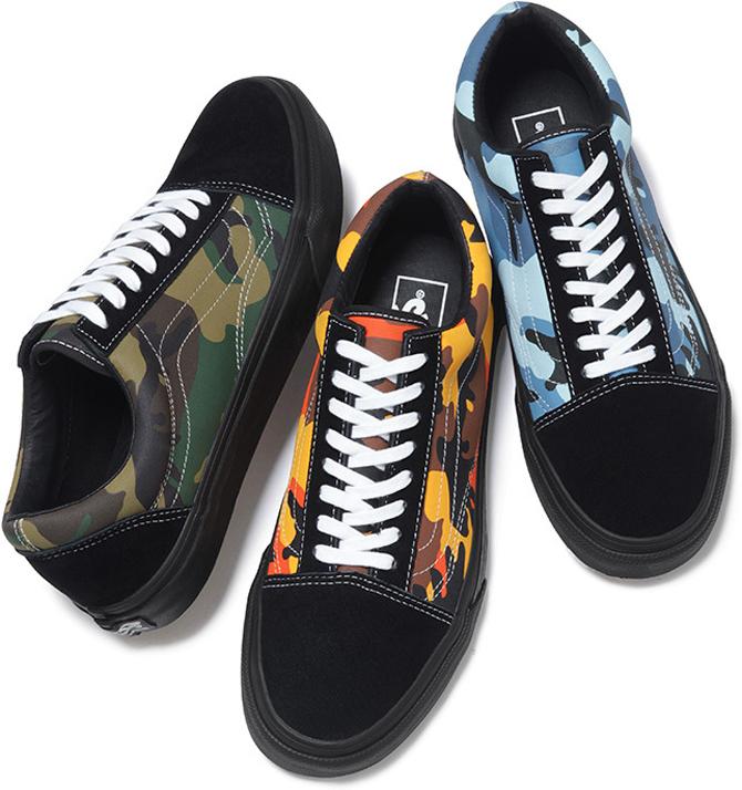 Vans Collaborations Shoe