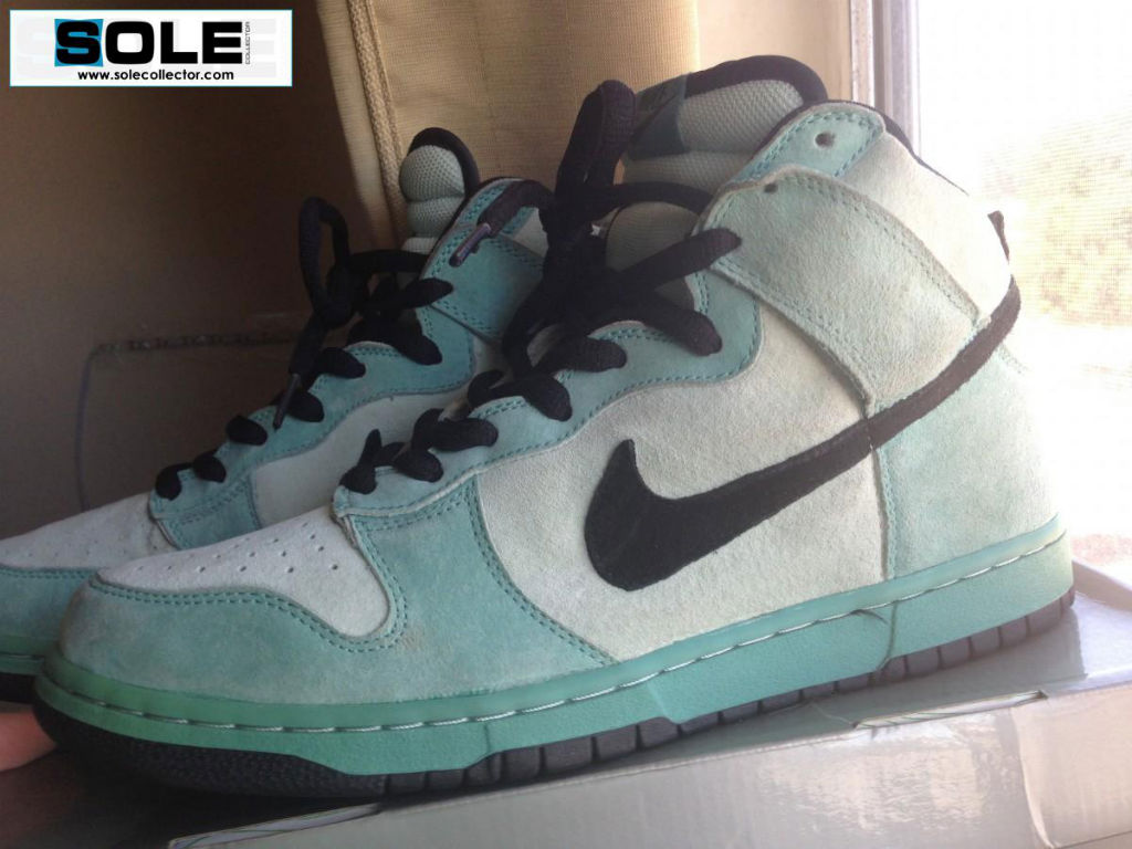 Spotlight // Pickups of the Week 6.30.13 - Nike Dunk High SB Sea Crystal by BadIntentions