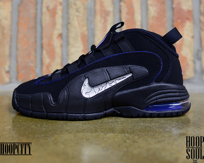 Nike Air Max Penny 1 BlackRoyal Sole Collector  Sole Collector