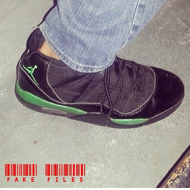 107ecff9321 Total Abomination: The Worst Fake Air Jordan Hybrids You'll Ever See ...