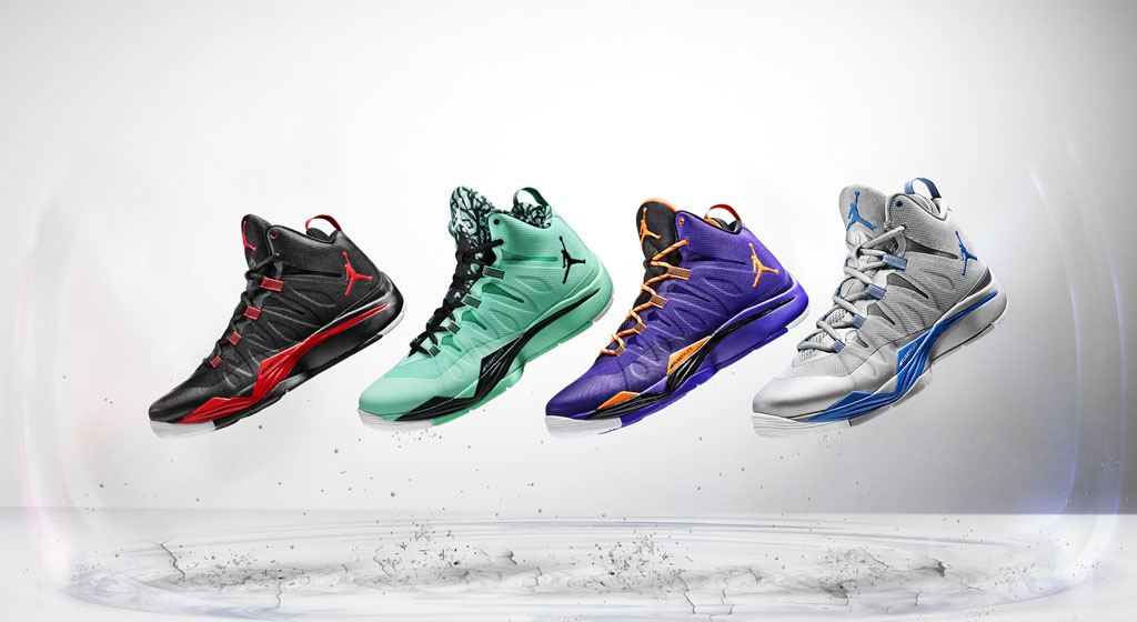 Jordan Super.Fly 2 Launch Group
