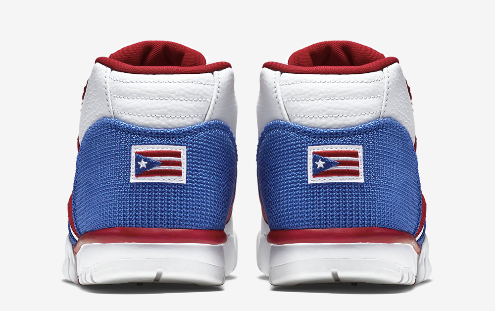 reputable site f96bc 14fc3 Nike Prepares for Puerto Rican Day Parade With Air Trainer 1s