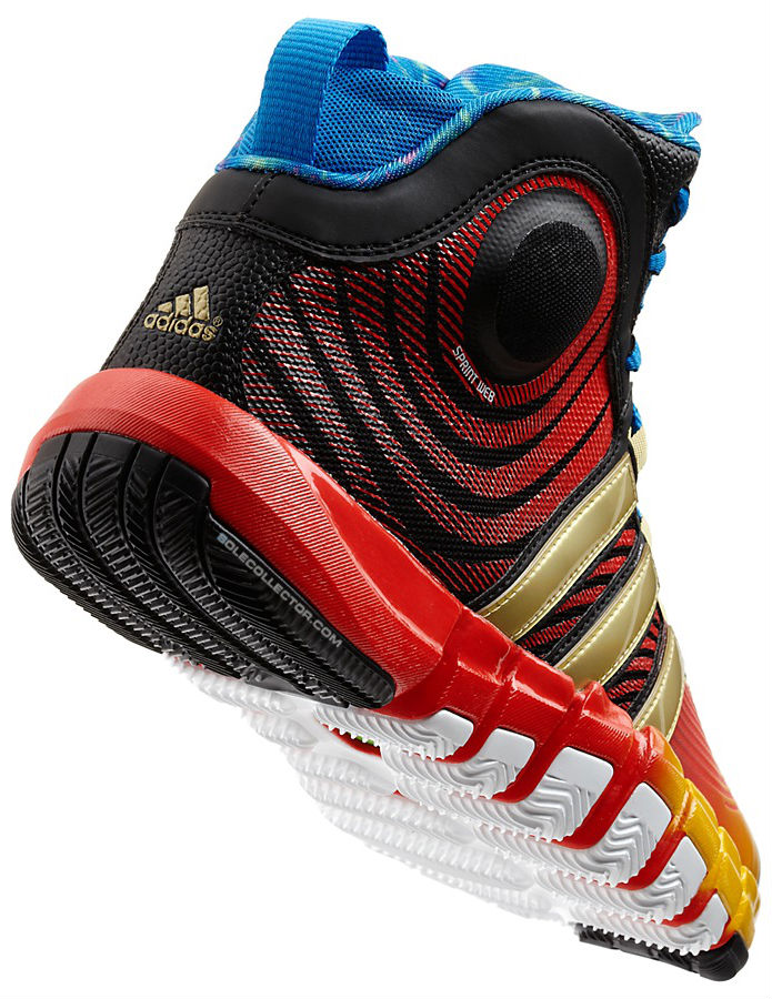 adidas D Howard 4 China World Tour G66535 (4)