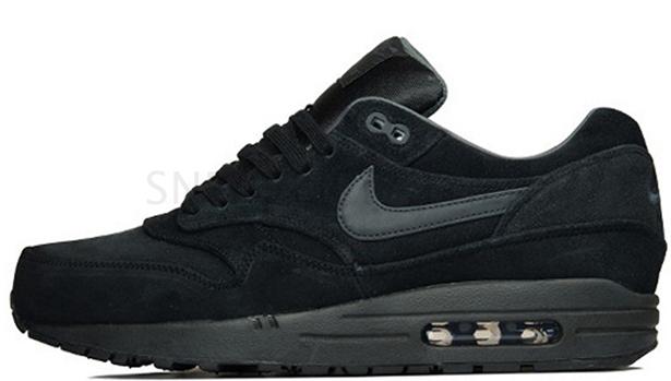 Nike Air Max 1 Premium Black/Anthracite-Anthracite