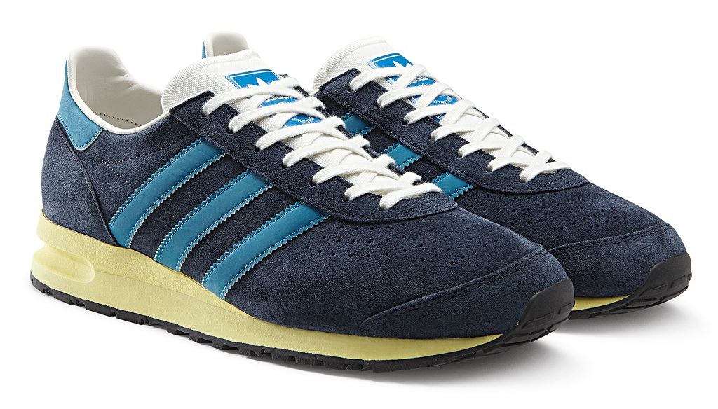 adidas Originals Marathon 85 Pack Fall/Winter 2013 Navy (2)
