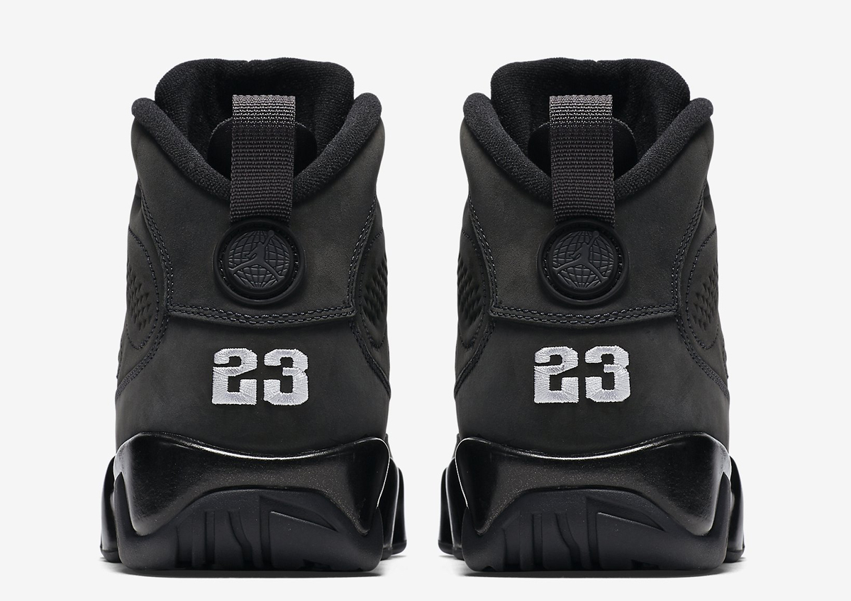 watch 3fb25 dbc84 Release Date  Air Jordan 9  Anthracite    Sole Collector