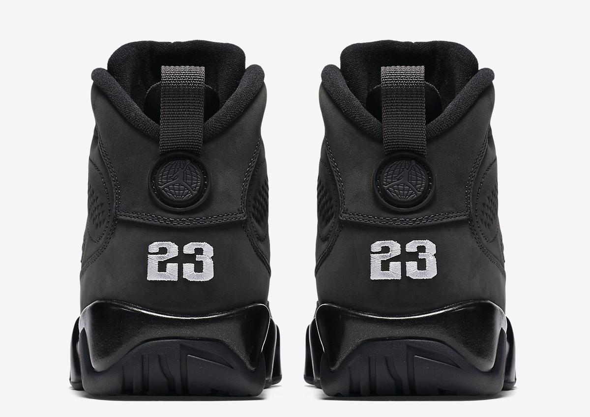 jordan 9 all black