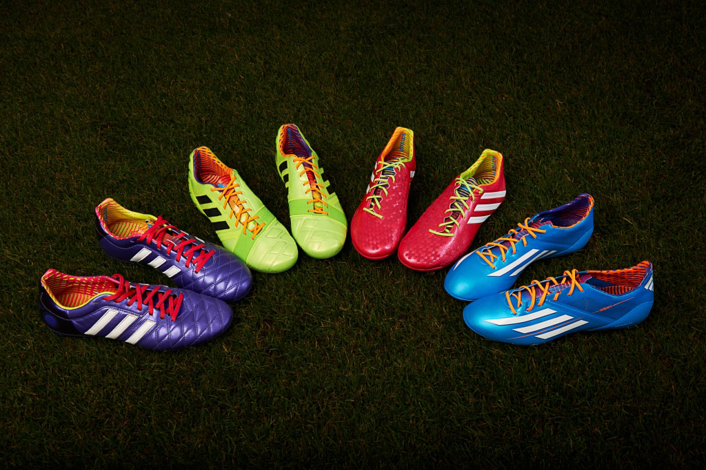 Dani Alves 2013 Cleats
