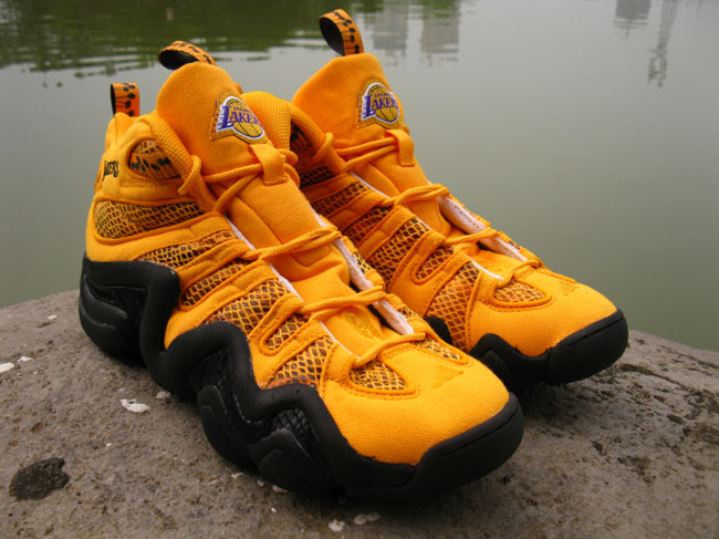 adidas Crazy 8 'Lakers' | Sole Collector