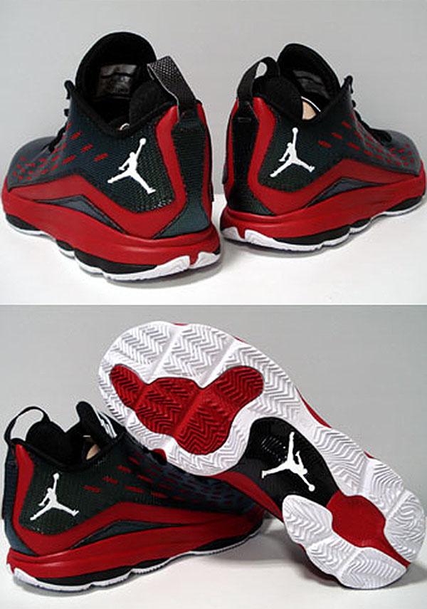 half off b5058 96a6b Jordan CP3.VI Black Gym Red White 535807-003 (3)