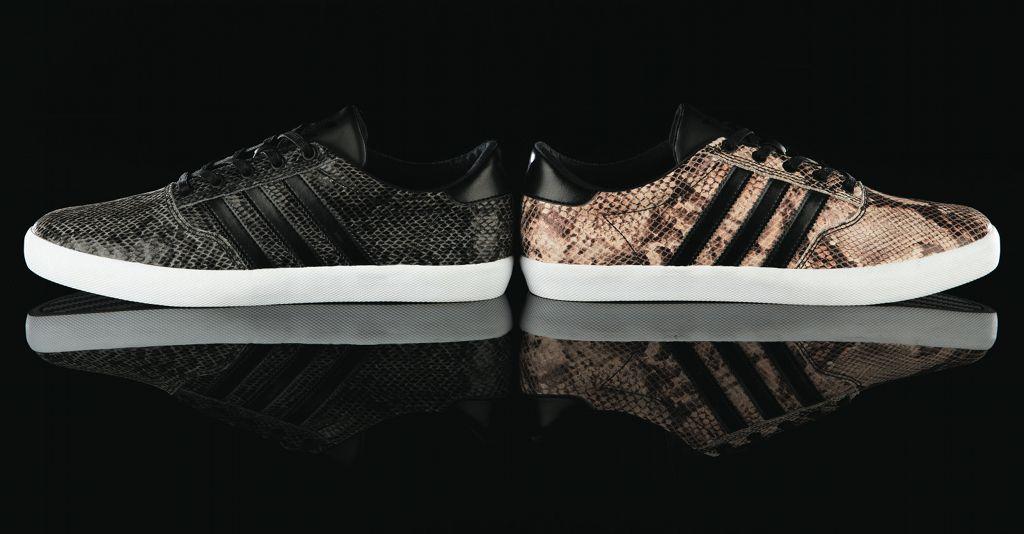 sports shoes 1ac8a ffcfe adidas Originals Adi MC Low Snakeskin