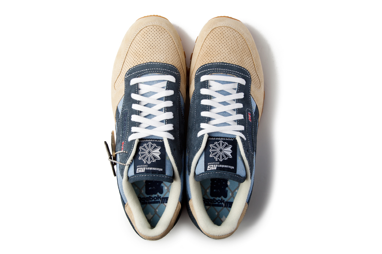 4bb12cfd978 mita sneakers x Reebok Classic Leather
